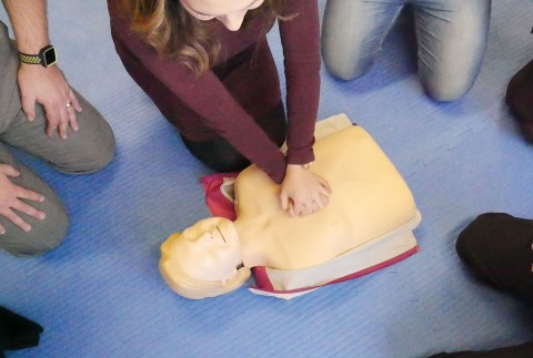 First Aid training from United Safe Care